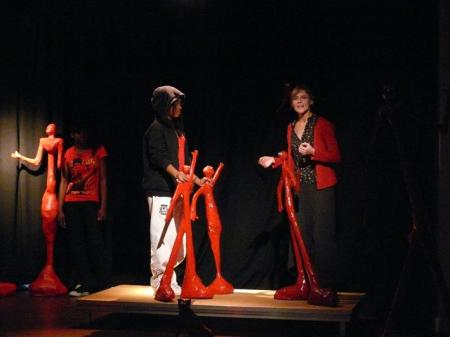 Eux topia/ Morsang sur Orge (91)/ Octobre 2008