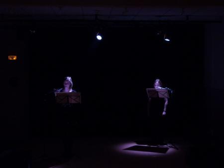 L'un l'autre/ Morsang sur Orge (91)/ Mars 2008